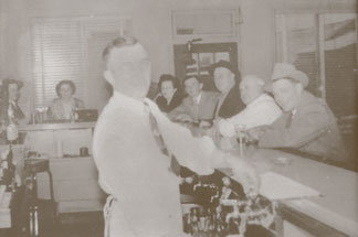 Bornemann's Tavern, 1951–52.
